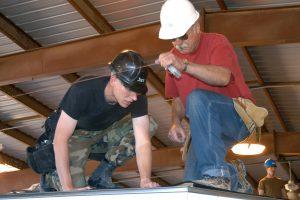 Faire des travaux dans une maison : qui contacter ?