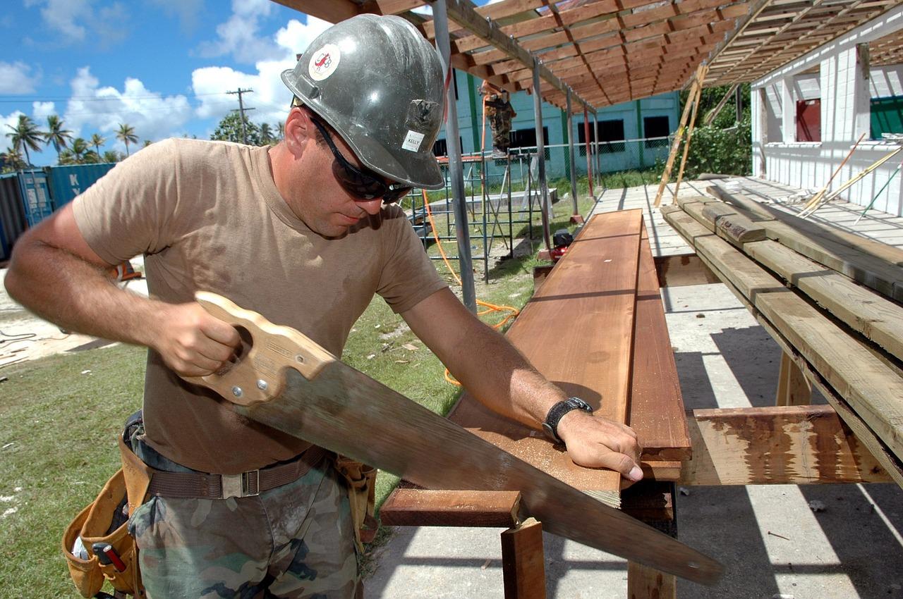Trouver des professionnels pour s'occuper de la construction d'une maison